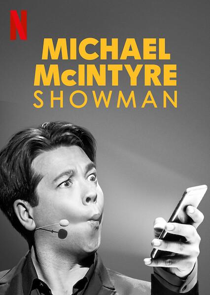Michael McIntyre: Showman on Netflix AUS/NZ