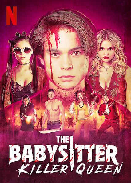 The Babysitter: Killer Queen on Netflix AUS/NZ