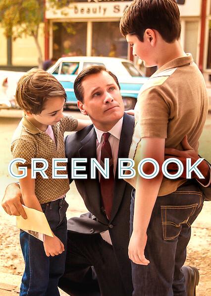 Green Book on Netflix AUS/NZ