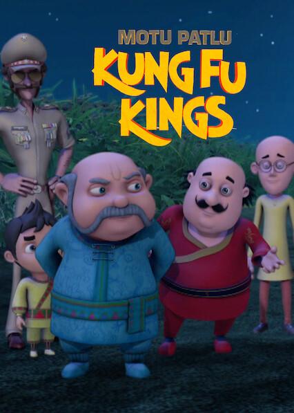 Motu Patlu: Kung Fu Kings