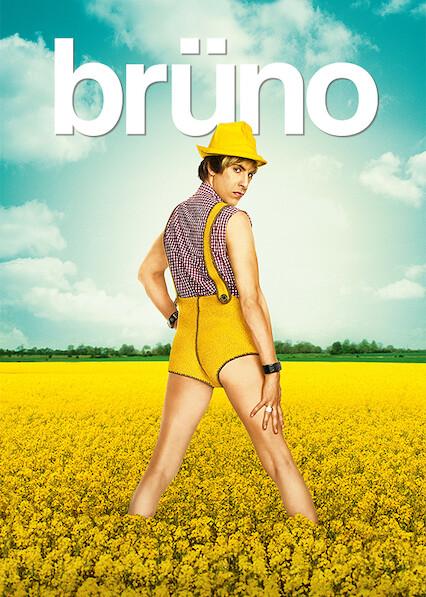 Brüno on Netflix AUS/NZ