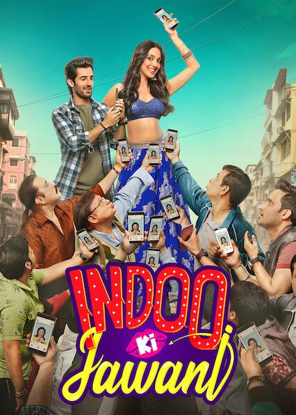 Indoo Ki Jawani on Netflix AUS/NZ