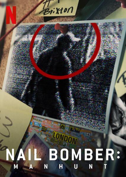 Nail Bomber: Manhunt on Netflix AUS/NZ