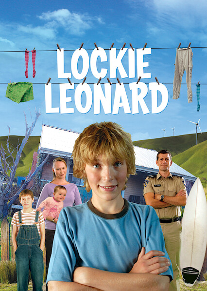 Lockie Leonard on Netflix AUS/NZ