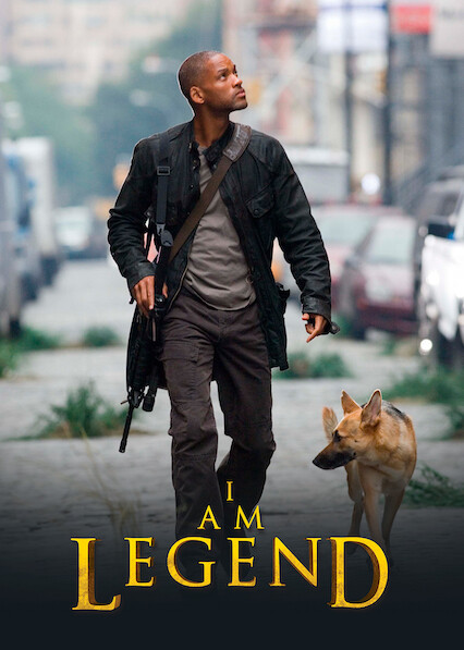 I Am Legend on Netflix AUS/NZ