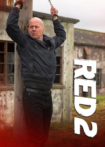 RED 2 on Netflix AUS/NZ