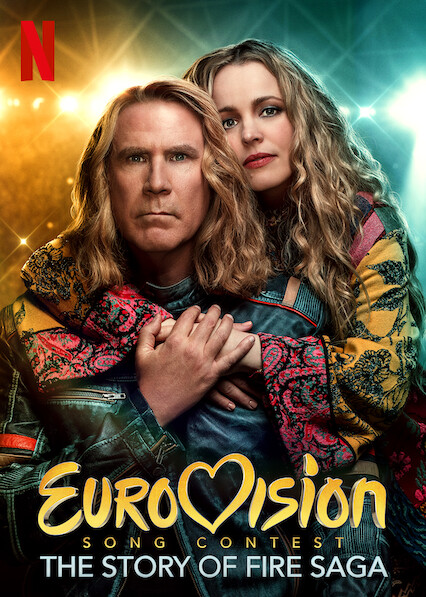 Eurovision Song Contest: The Story of Fire Saga on Netflix AUS/NZ