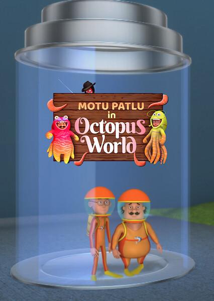 Motu Patlu in Octupus World