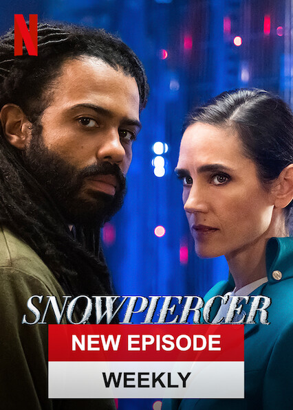 Snowpiercer on Netflix AUS/NZ