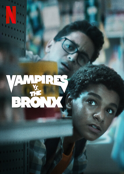 Vampires vs. the Bronx on Netflix AUS/NZ